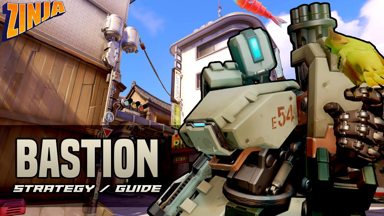 How to Play As Bastion in Overwatch