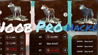 Noob Vs Pro Vs Hacker/the Wolf online Simulator screenshot 3