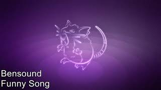 NO COPYRIGHT MUSIC   Funny Song Bensound Royalty Free Music HD