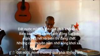ĐẤT NƯỚC MÌNH NGỘ QUÁ PHẢI KHÔNG ANH? - minhduc hát thơ Cô giáo Lam