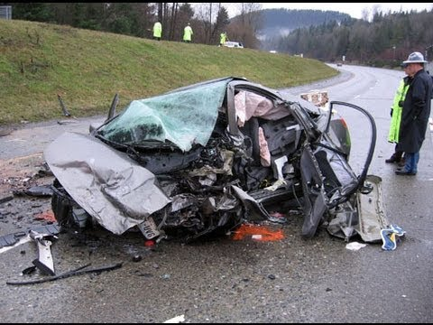 Terrible Teen Car Crashes
