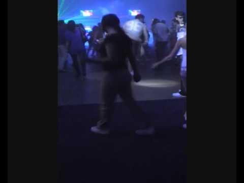 Newcastle Rockers - Masif Hard Dance Anthems at Iguanas Waterfront 13/11/09 (raw)