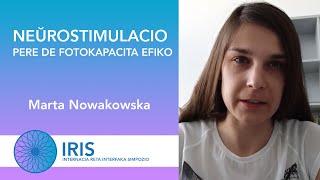 Neŭrostimulacio pere de fotokapacita efiko – Marta – IRIS