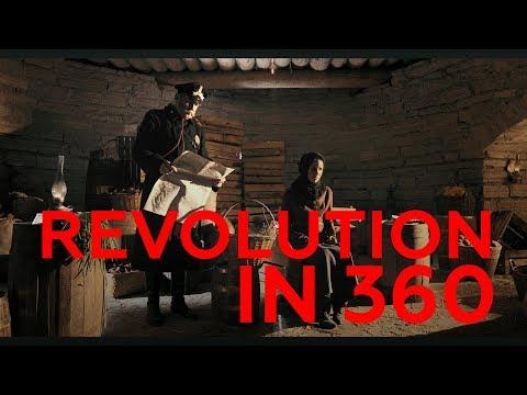 Revolution 360: Underground printing house
