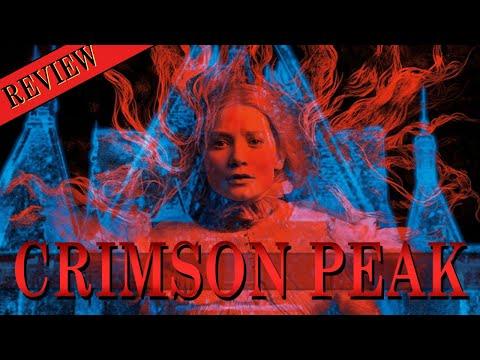 Crimson Peak: Guillermo Del Toro's Underrated Gem- SPOILERS AHOY!   You Can't Unwatch It