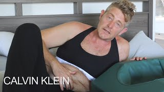 In Bed With Jason Nash | CALVIN KLEIN Parody