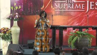 BECKY BONNIE WORSHIP TBC ACCRA