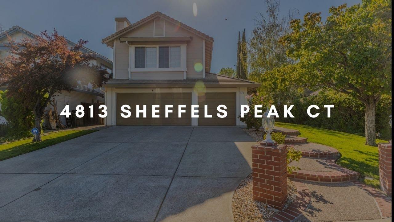 4813 Sheffels Peak Court, Antioch, CA 94509