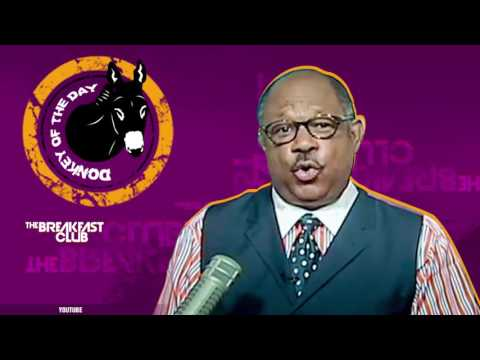 Pastor James David Manning - Donkey Of The Day (9-12-16)