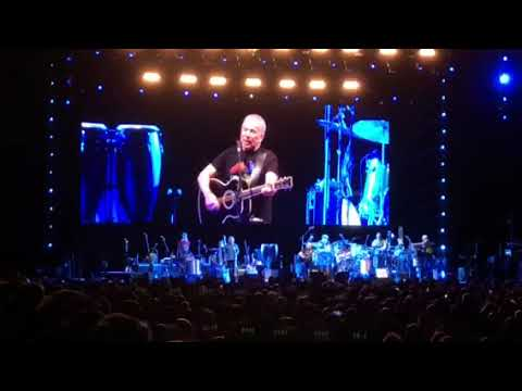 The Boxer by Paul Simon Wells Fargo Center 6162018
