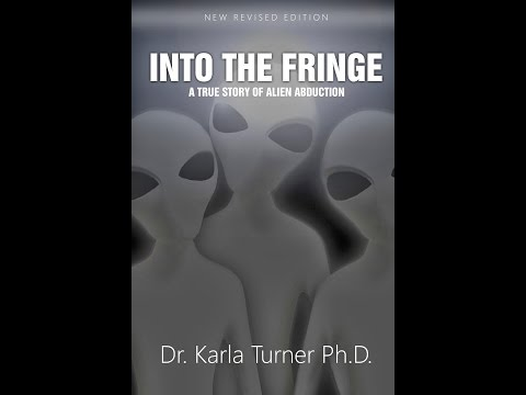 Into the Fringe by Dr. Karla Turner (with music audiobook) read by Bridget