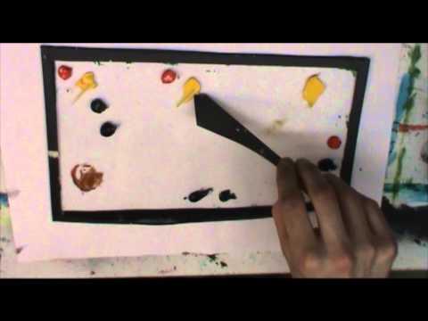 Beginner Painting Tips 008: Palette Management