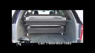 Secure Gun Locker For Car | Police Vehicle Weapon Safe | Trunk Vault Storage Drawer For Guns