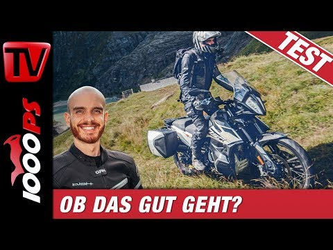 3 Tage mit der KTM 790 Adventure - Reisetest - The Austrian Adventure