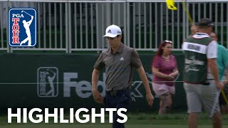 Joaquin Niemann's highlights | Round 3 | The Greenbrier 2019