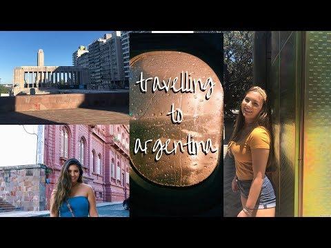 Travel vlog  Argentina