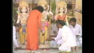 Prasanthi Mandir Bhajan....    RAMA SRI RAMA CHANDRA....