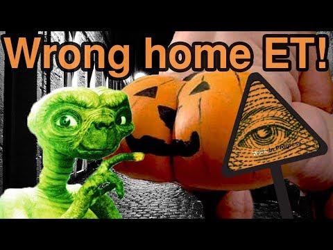 Illuminati Behind Halloween and ETs? // Work In Progress EP10