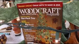 The 12 Tools Of Christmas - Tool 12: Handcrafted Holidays With Woodcraft Magazine