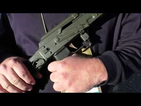 Crazy Affordable, and Great! Geissele Automatics AK Trigger: SHOT SHow 2015