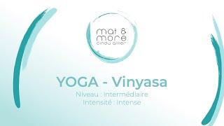 Yoga - Vinyasa - Intermédiaire