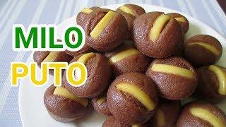 Milo Puto | How to make Milo Puto