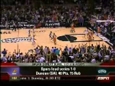 Jalen Rose On ESPN Sports Centre April 19 2008
