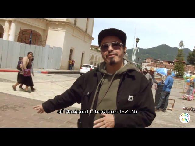 Karlsøyfestivalen Digital - Manik B – musikalsk aktivisme i Chiapas