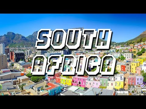 South Africa Is Awesome 2017