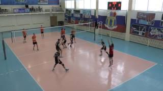 Волейбол. СДЮСШОР №3 Иваново - ИГХТУ  - 3:1