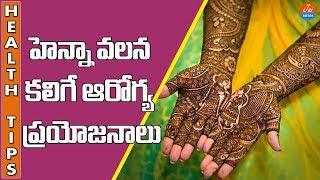 Health Benefits of Henna for Skin and Hair in Telugu | Health Tips | Jai Media