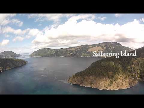 Saltspring Island,The Whole Way Around
