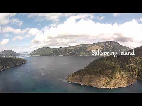 Saltspring Island,The Whole Way Around