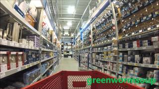 Lowes Alaskan Store Tour - Gopro Camera Hd 1080p