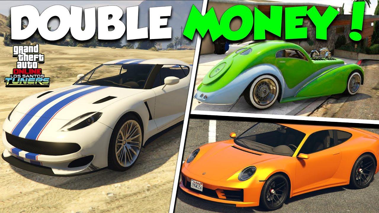 Download DOUBLE MONEY, NEW VEHICLE & DISCOUNTS! | GTA Online Weekly Update