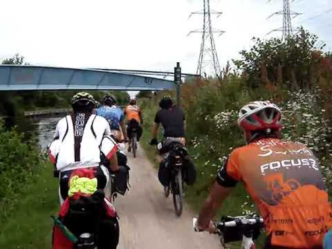 UK Cycling Trip (stage 5, London to London Stansted)