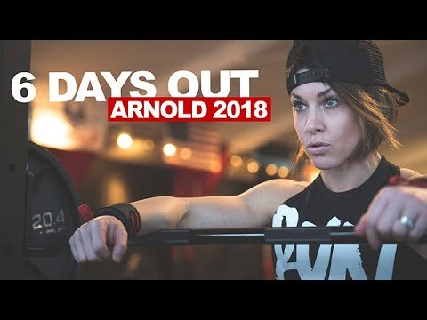 6 DAYS OUT | ARNOLD 2018 | Goals & The Future
