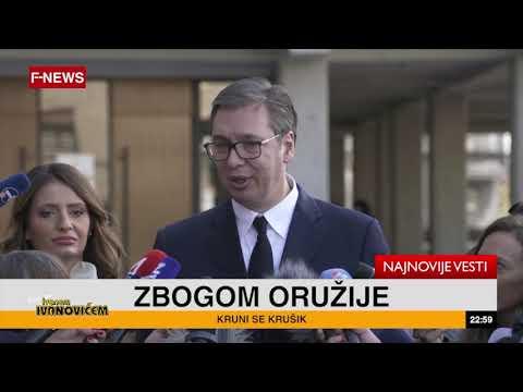 F-News - Veče Sa Ivanom Ivanovićem 503.