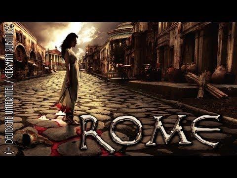Rome (2005 TV Serie)   Trailer    Deutsche Untertitel / German Subtitles