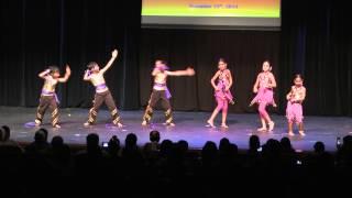 Kids Dance - Oodha Color Ribbon