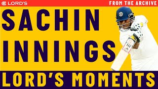 Sachin Tendulkar Final Innings - Highlights | MCC vs ROW Lord's Bicentenary Celebration Match