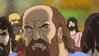 Hz Musa çizgi film islami video