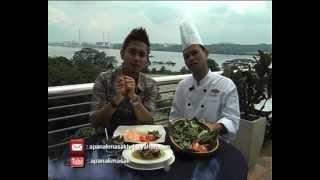 Pengacara: Aliff HAdi Chef: Chef Hambahali ( Hotel Blue Wave Johor) Siaran: Setiap Ahad Jam 0815 di SP1M TV1 Penerbit: Wai M.Nor Email: ...