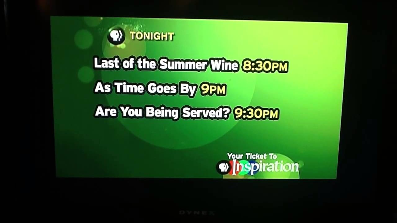 PBS Schedule Bumper (2013 WFWA-DT1) - YouTube