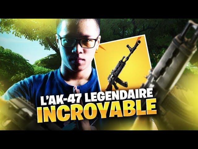 [CONDENSÉ] l'AK 47 LÉGENDAIRE INCROYABLE OMG