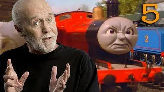 George Carlin Dubbing Thomas the Tank Engine: Vol 5 (18+)