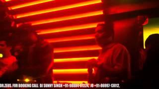 Dr.Zeus, Zora N Dj Sunny Singh Live