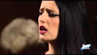 """Vittoriana De Amicis III Premio Concorso Renata Tebaldi 2016 """"Der Hölle Rache"""" W.A. Mozart"""