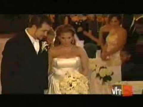 Joey Fatone's wedding