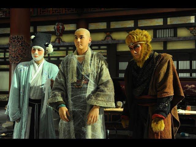 『西遊記~はじまりのはじまり~』の続編!映画『西遊記2~妖怪の逆襲~』予告編
